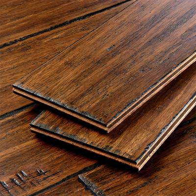 Antique Java Hardwood Bamboo Flooring Sample