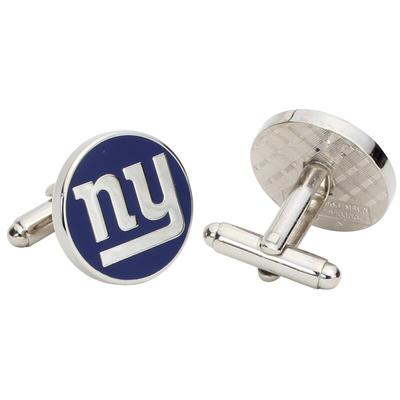 New York Giants Team Logo Cufflinks