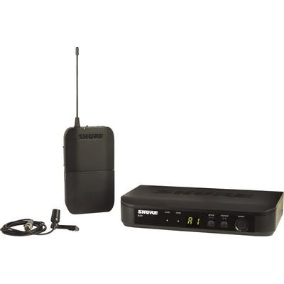 Shure BLX Wireless System H9 Wireless Lav. System CVL BLX1 BLX4
