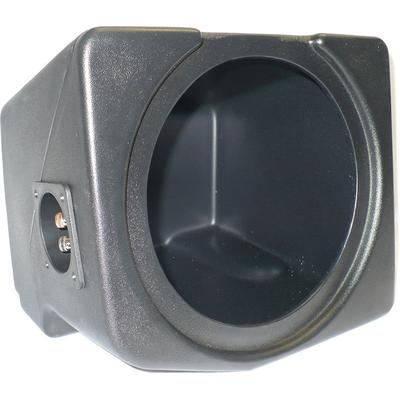 "Select Increments Stealth-Pod 10"" Unloaded Jeep Subwoofer box"