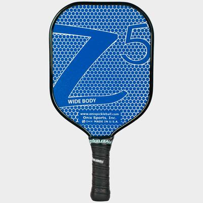 Onix Composite Z5 WideBody Paddle Pickleball Paddles Blue