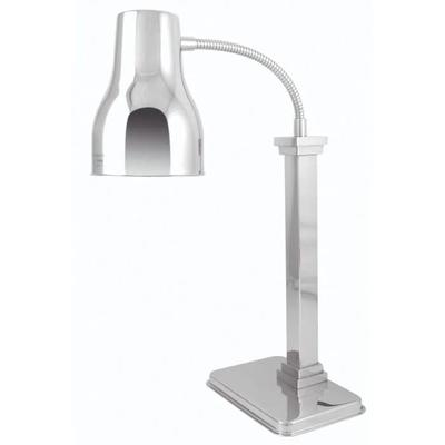 Spring USA 2791-6E 1 Bulb Heat Lamp w/ Flexible Arm, Polished Stainless, 110/120v on Sale