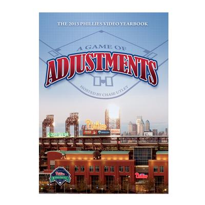 """A Game of Adjustments: 2013 Phillies Video Yearbook DVD"""