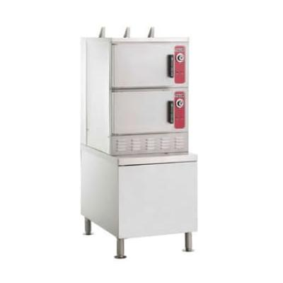 Vulcan C24GA6 PS (6) Pan Convection Steamer - Cabinet, LP on Sale