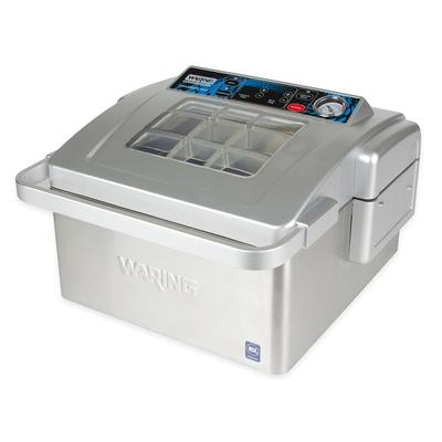 Waring WCV300 Countertop Vacuum Packaging Machine w/ 11 Seal Bar, 120v on Sale