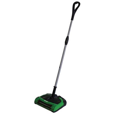 Bissell BG9100NM 11.5 Battery-Powered Floor Sweeper w/ Single Brush, Green on Sale