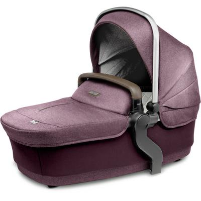 Silver Cross Wave Bassinet - Claret on Sale