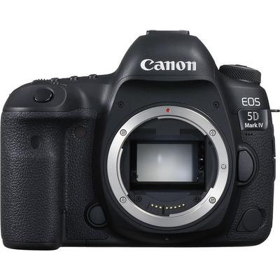 Canon EOS 5D Mark IV Body Only on Sale
