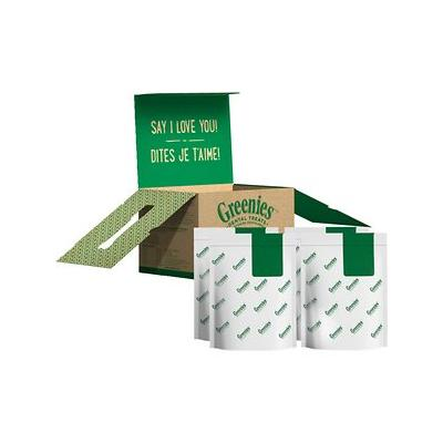 Greenies Petite Dental Dog Treats, 30 count, case of 4