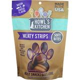 Howl's Kitchen Meaty Strips Bacon & Cheese Flavor Dog Treats, 6-oz
