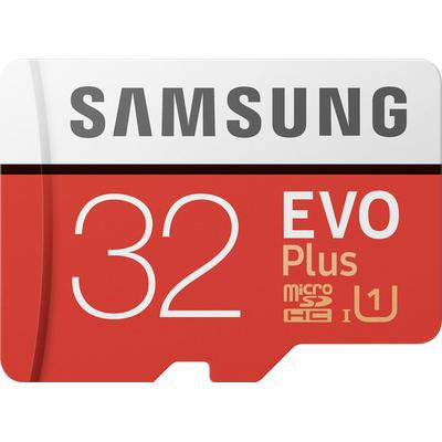 Samsung MB-MC32GA/AM 32GB EVO Plus microSD on Sale