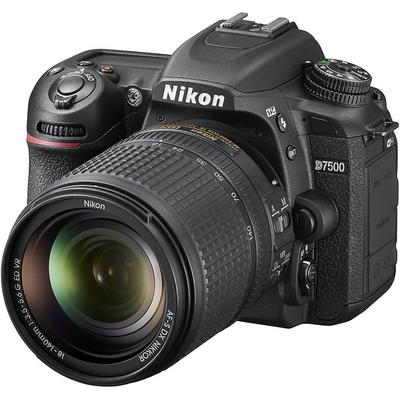 Nikon D7500 DX w/ 18-140mm f/3.5-5.6G ED VR Lens on Sale