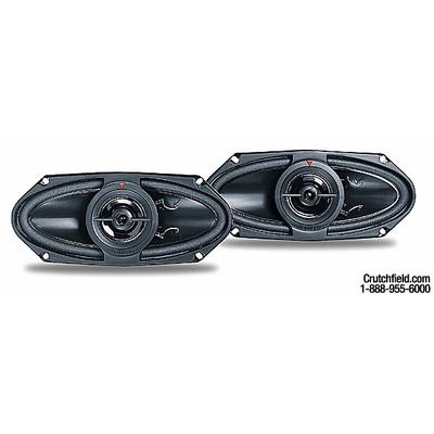 "Kenwood KFC-415C 4"" x 10"" 2-way Speakers"