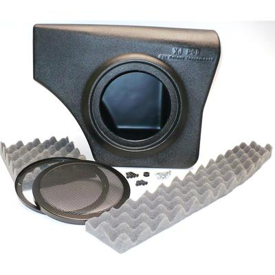 Select Increments XJ-Pod 8 Subwoofer box for 84-01 Jeep Cherokee