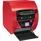 Hatco TQ3-900 Toast-Qwik Red Conveyor Toaster with 2