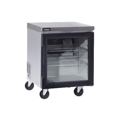 Delfield GUR24P-G 24 Worktop Refrigerator w/ (1) Section, 115v on Sale