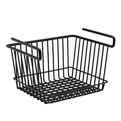 Snap Safe Safe Hanging Shelf Basket - Large Hanging Shelf Basket