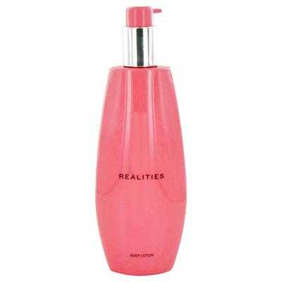 Realities (new) For Women By Liz Claiborne Body Lotion (tester) 6.7 Oz