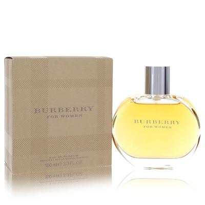 Burberry For Women By Burberry Eau De Parfum Spray 3.3 Oz