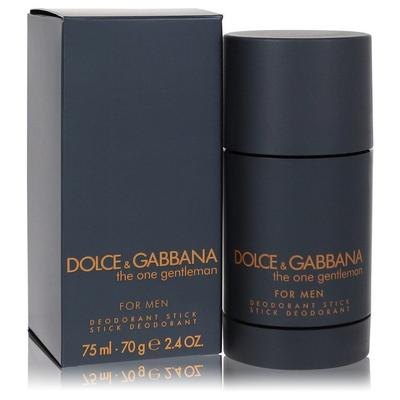 The One Gentlemen For Men By Dolce & Gabbana Deodorant Stick 2.5 Oz