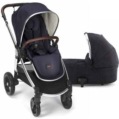 Mamas & Papas Ocarro Stroller & Bassinet - Dark Navy on Sale