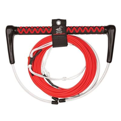 """""""Airhead Sports Equipment Dyneema Fusion WB Rope Electric Red Electric Red AHWR8 Model: AHWR-8"""""""
