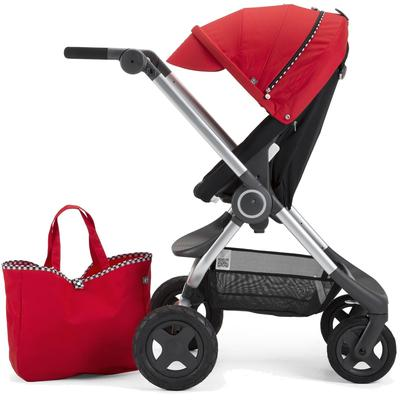 Stokke Scoot Style Kit  Racing Red