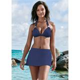 Goddess Enhancer Push UP Push-Up Bikini Tops - Blue