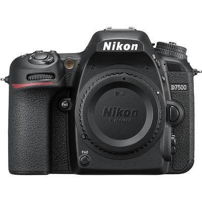 Nikon D7500 DX DSLR- Body Only on Sale