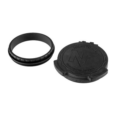Nightforce Objective Flip-Up Cover For Atacr 50mm - Atacr 50mm Objective Flip-Up Cover