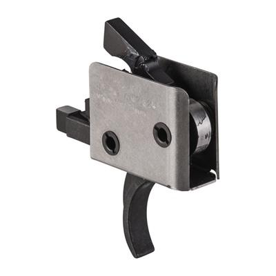 Cmc Triggers Ar-15 Tactical Trigger Group - Single Stage Trigger Curved 6 Lb Pull