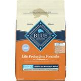Blue Buffalo Life Protection Formula Large Breed Adult Chicken & Brown Rice Recipe Dry Dog Food, 24-lb bag