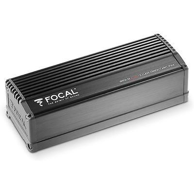 Focal Impulse 4.320 55W x 4 Compact Car Amplifier
