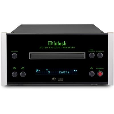 McIntosh MCT-80 CD/SACD transport (no DAC onboard)