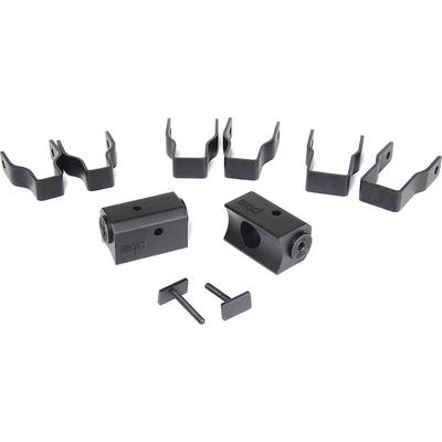 PowerBass XL-SBSCLAMP Thin Square Clamps for XL Soundbars