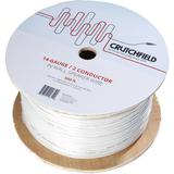 Crutchfield - Crutchfield 14 Gauge In-Wall 2 Conductor Wire, 500 Foot Roll