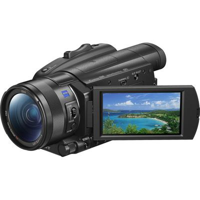 "Sony FDR-AX700/B 4K Handycam Camcorder with 1"" Sensor on Sale"
