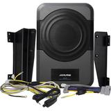 Alpine PWE-S8-WRA Compact Powered Subwoofer For Jeeps