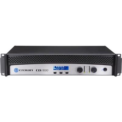 Crown CDI 1000 70v Power Amp