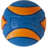 Chuckit! Ultra Squeaker Ball Tough Dog Toy, Small