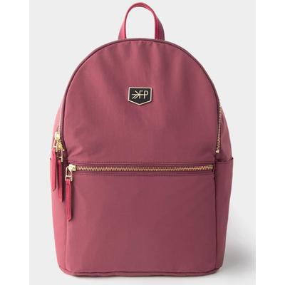 Freshly Picked City Pack Backpack Diaper Bag - Berry