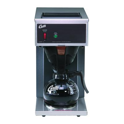 Curtis CAFE1DB10A000 Airpot Pour-Over Coffee Brewer w/ (1) Lower Warmer, 1.9 L Capacity, Manual Fill, 120v on Sale
