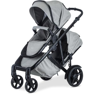 Britax BReady G3 Double Stroller  Nanotex (Moisture, Odor, and Stain Resistant Fabric)