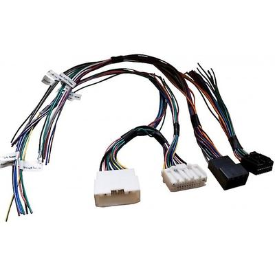 PAC APH-CH01 AmpPro Harness 2007-17 select Chrysler amplified models