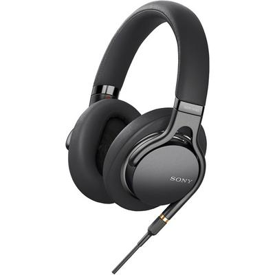 Sony MDR-1AM2 over-ear headphones (black) on Sale
