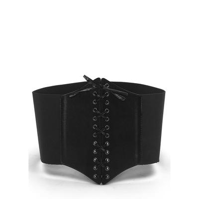 """Corset Belt Accessories, Handbags & Masks - Black"""