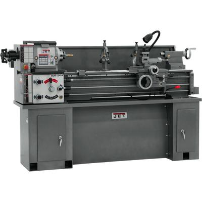 JET Belt Drive Bench Lathe with Acu-Rite 203 DRO- 13 Inch x 40 Inch, Model BDB-1340A/321121