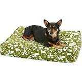 Molly Mutt Amarillo by Morning Square Dog Bed Duvet Cover, Huge, Medium/Large