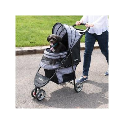 Gen7Pets - Gen7Pets Regal Plus Pet Stroller, Starry Night