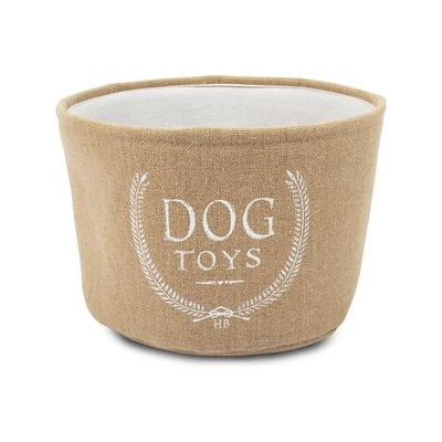 Harry Barker Classic Dog Toy Storage Bin